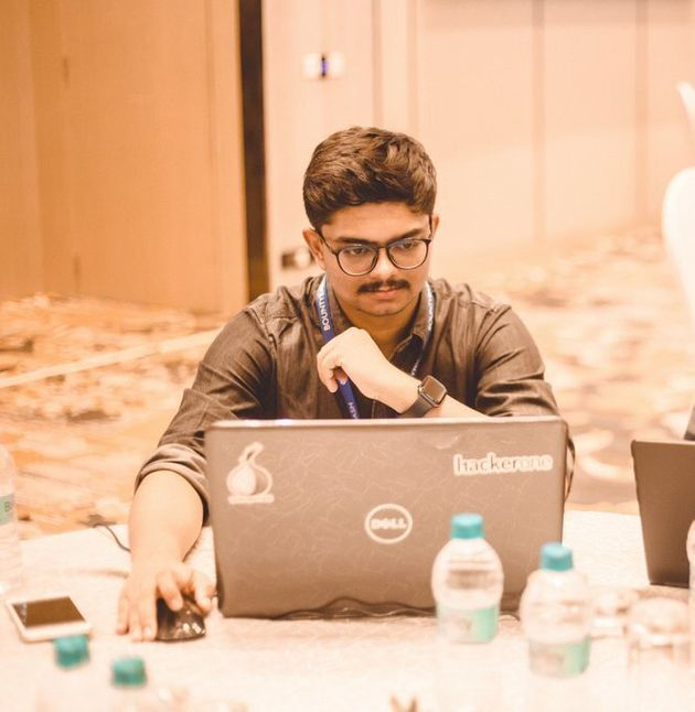 Ahmedabad-based Jenish Sojitra says he has earned more than 3.21 crores as bug bounty