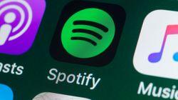 Spotify: Αυτά είναι τα πέντε πιο δημοφιλή τραγούδια της
