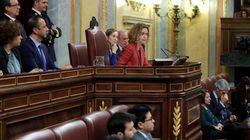 Así queda el 'sudoku' de la Mesa del Congreso: mayoría progresista y entra la