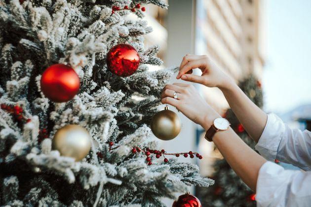 Como montar a árvore de Natal sem gastar muito