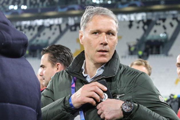 Van Basten escluso da FIFA 20 per il