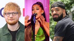 L'artiste le plus écouté sur Spotify ces 10 dernières années