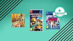 Les meilleurs jeux vidéo pour jouer en famille et entre amis pendant les