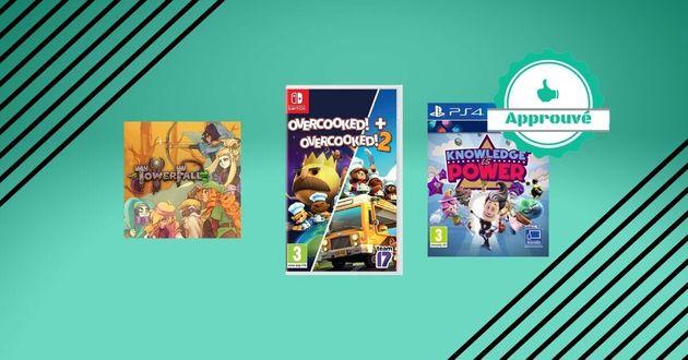 Que vous ayez une Switch, une PlayStation ou une Xbox, Le HuffPost a dressé une liste de jeux...