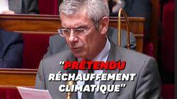 Ce député LR n'est toujours pas sûr de la réalité du réchauffement