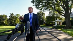 Il voulait l'organiser dans un golf à lui, finalement Trump fera le G7 à Camp