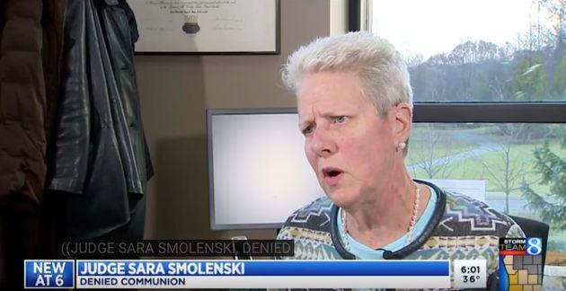 Judge Sara Smolenski is the chief judge of Michigan's 63rd District