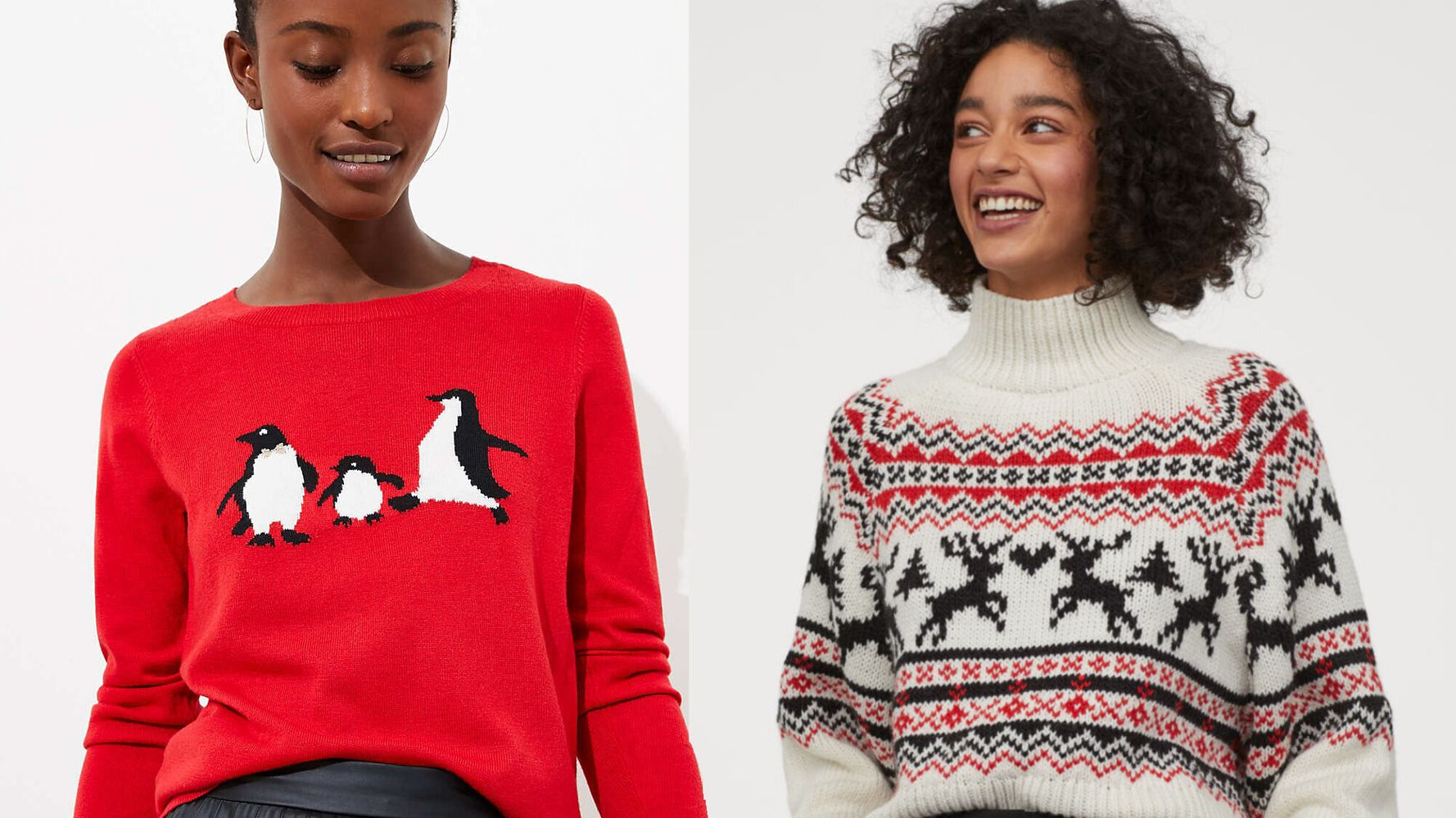 Ugly Christmas Sweaters That Are Surprisingly Cute