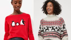 Ugly Christmas Sweaters That Are Surprisingly
