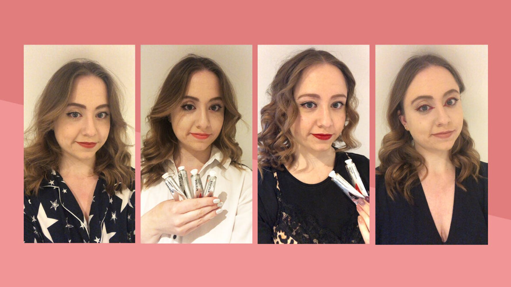 I Painted My Face With Makeup Tubes – Here's How It Went