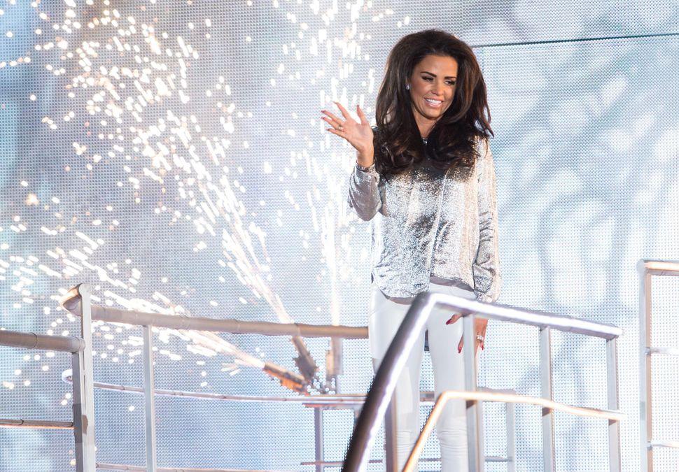 Katie was crowned winner of Celebrity Big Brother in