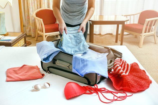 Por que é tão difícil desfazer as malas depois de uma