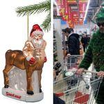 Estas 10 imagens provam que o Natal é a época mais louca do