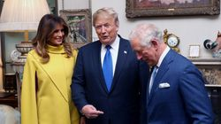 Trump Mingles With Royalty, Minus Meghan Markle And