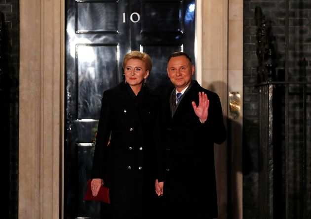 Ο Πολωνός πρόεδρος...