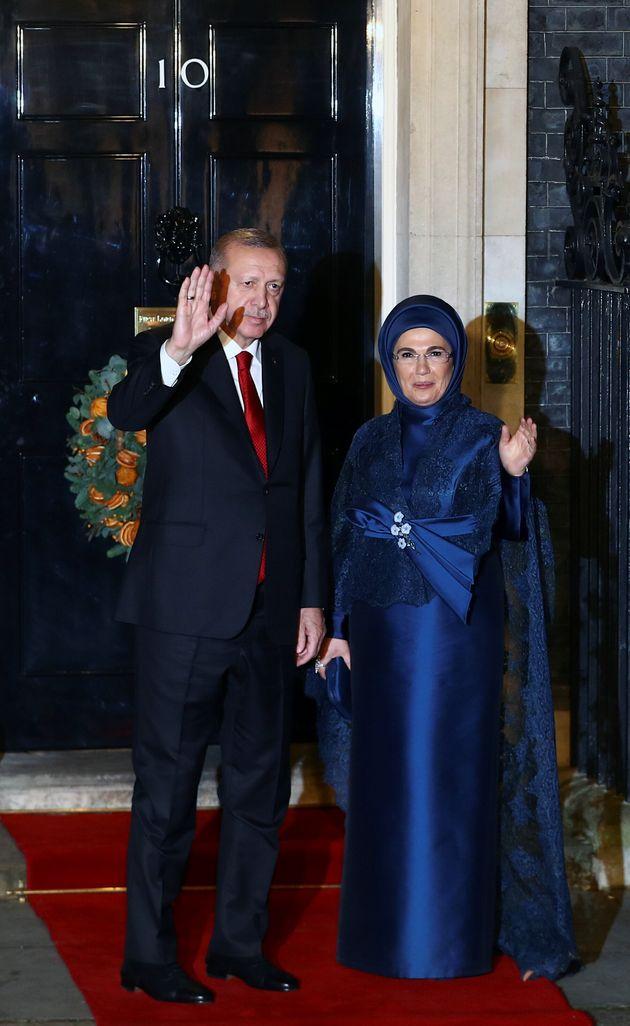 Ο Τούρκος πρόεδρος,...