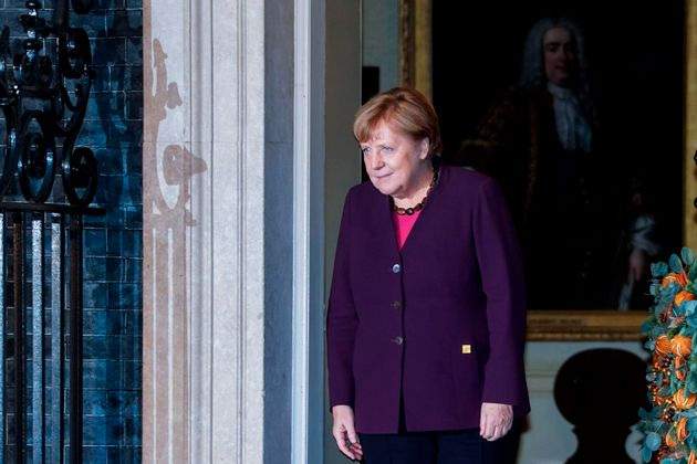 H Γερμανίδα καγκελάριος,...