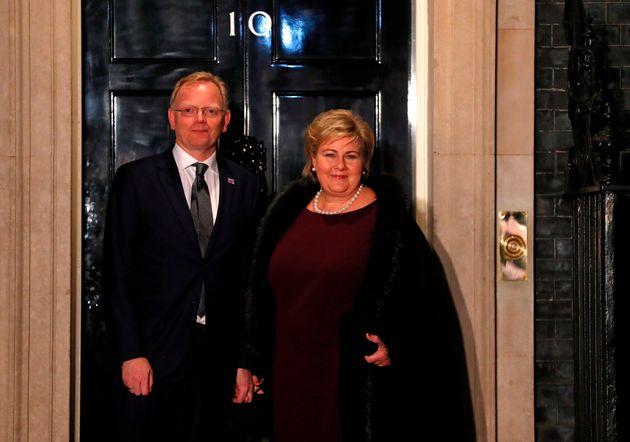 Η πρωθυπουργός της...