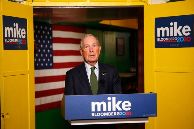 Former New York mayor Mike Bloomberg, who was a late entrant in the race for the Democratic U.S. presidential...