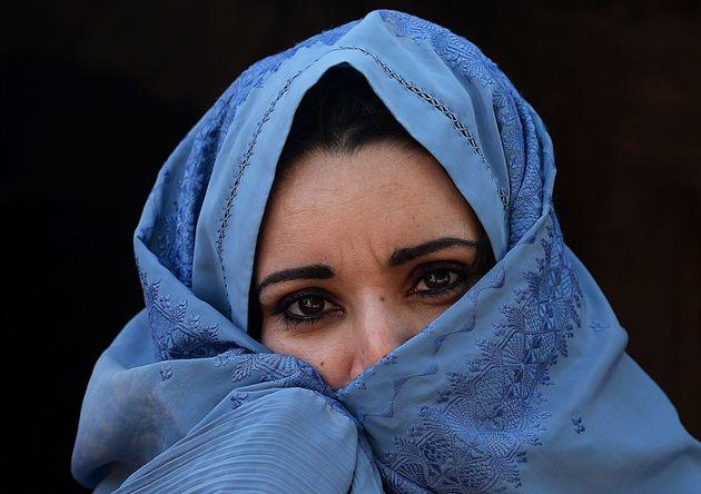アフガニスタンの女性