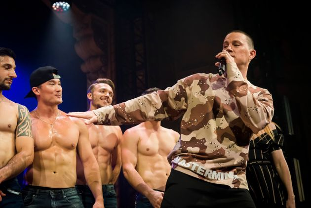 Channing Tatum is bringing his Magic Mike live show to Australia next