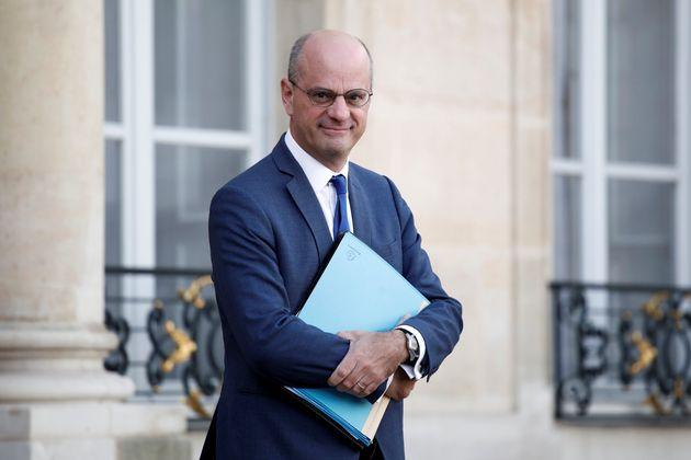 Jean-Michel Banquer, ici à lÉlysée le 21 octobre 2019,écrit aux enseignants...