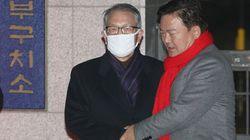김기춘이 구속기간 만료로 석방됐다. 하지만 재수감 가능성이