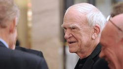 Milan Kundera retrouve sa nationalité tchèque 40 ans après l'avoir