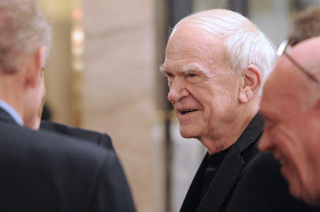 Milan Kundera, ici en novembre 2010 à Paris, retrouve sa nationalité tchèque 40...