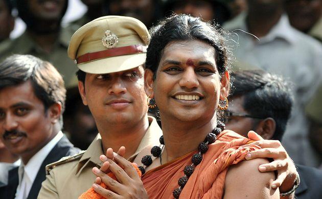 Nihtyananda in a file