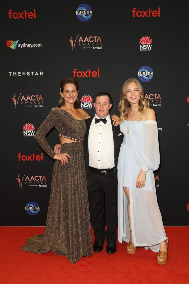 Michelle Payne, Stevie Payne and Sophia
