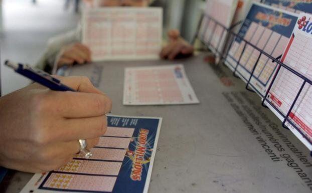 Euromillones: un acertante de 2ª categoría se lleva cerca de 900.000