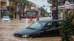 Tiempo: el temporal se desplaza a Cataluña y Baleares, tras afectar a