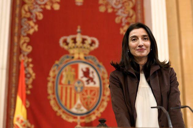 La senadora del PSOE Pilar Llop ha sido elegida presidenta del
