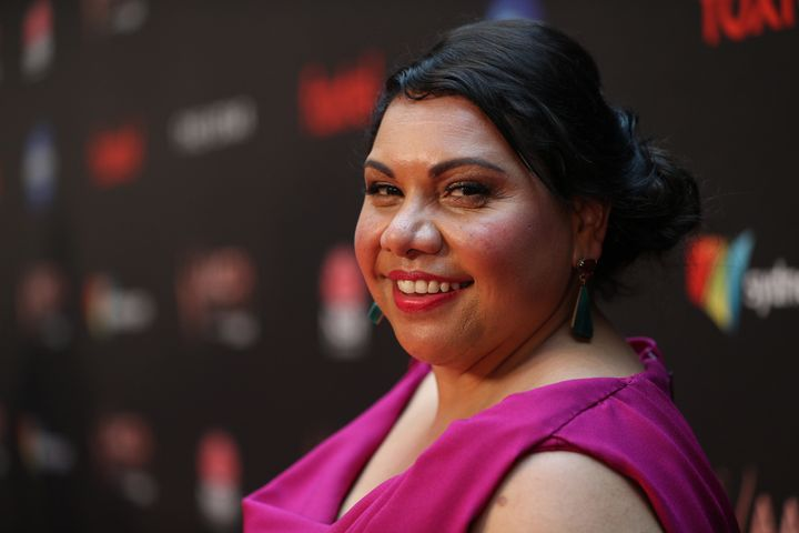 SYDNEY, AUSTRALIA - DECEMBER 04: Deborah Mailman attends the 2019 AACTA Awards Presented by Foxtel at The Star on December 04, 2019 in Sydney, Australia. (Photo by Don Arnold/WireImage)