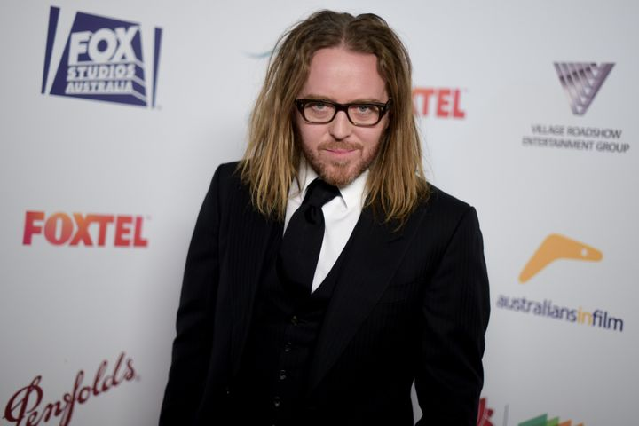 Tim Minchin attends the 5th Annual Australians in Film Awards held at NeueHouse Hollywood on Wednesday, Oct. 19, 2016, in Los Angeles. (Photo by Richard Shotwell/Invision/AP)