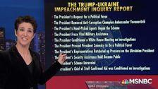 Η Ρέιτσελ Μάντοου Έρχεται Με Ευφυές Τρόπο Να Βράζει Κάτω Από Ολόκληρο Το Ατού-Ουκρανία Σκάνδαλο