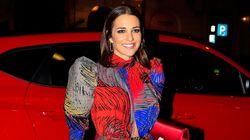 Lo más impactante de este 'look' de Paula Echevarría no es el vestido: mira