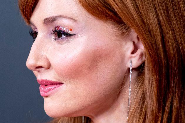 La actriz Cristina Castaño, el 3 de diciembre de 2019 en