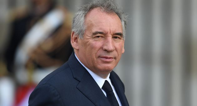 François Bayrou, président du MoDem, le 30
