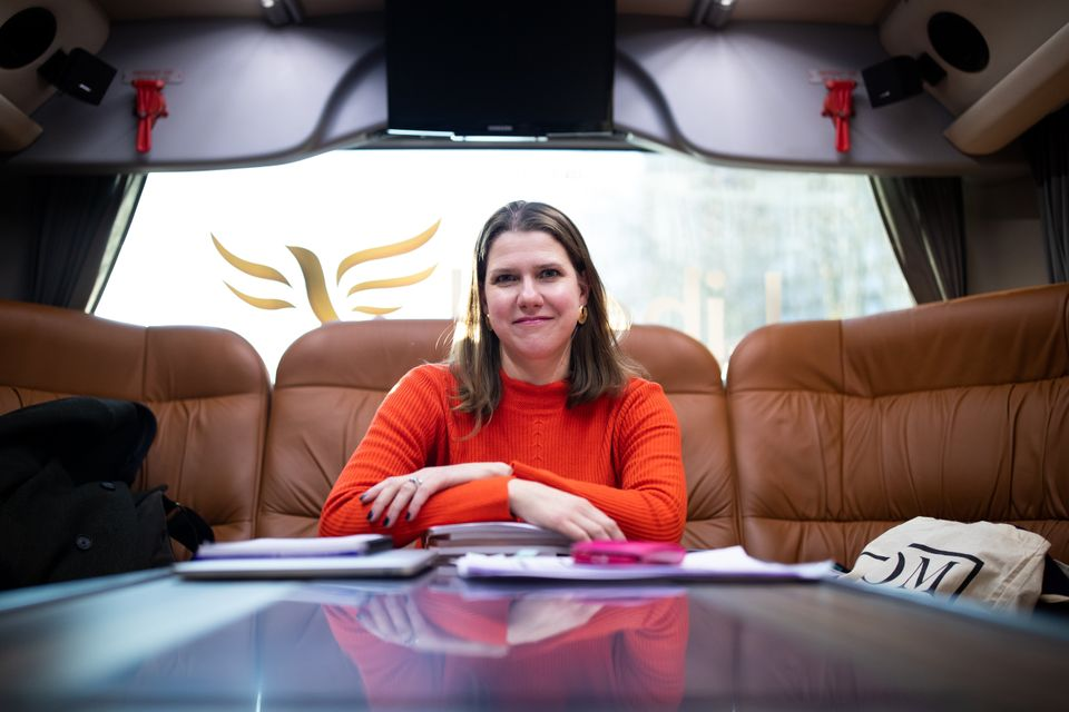Liberal Democrat leader Jo Swinson on the party's election campaign