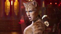 """Même Taylor Swift trouve que les personnages de """"Cats"""" ont quelque chose de"""