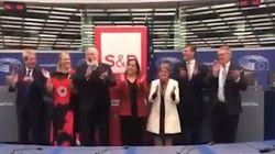 Gentiloni e i commissari Ue socialisti cantano