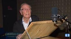 Muere el actor de doblaje Claudio Rodríguez, voz de Dumbledore y de Charlton