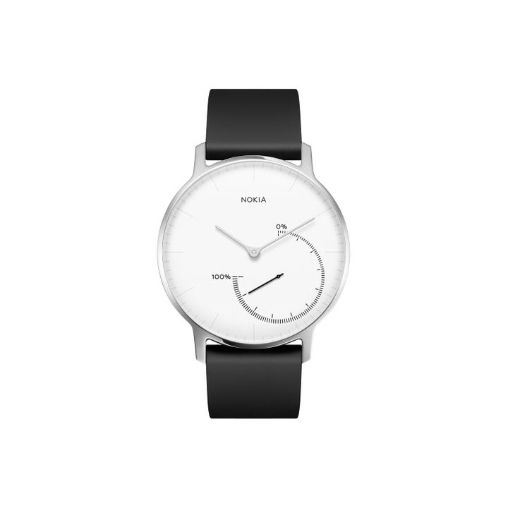 """<a href=""""https://fave.co/36cm9lp"""">Withings Nokia Steel Activity And Sleep Tracking Watch, John Lewis,</a> &pound;119.95"""