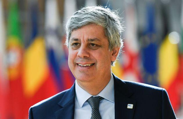 Il presidente dell'Eurogruppo, Mario