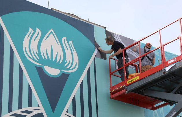 Το πρώτο μουσείο γκράφιτι στον κόσμο ανοίγει τις πύλες του στο