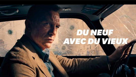 """La bande-annonce du nouveau James Bond """"No time to die"""" va plaire aux"""