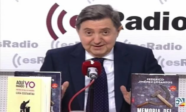 Federico Jiménez Losantos en 'Es la