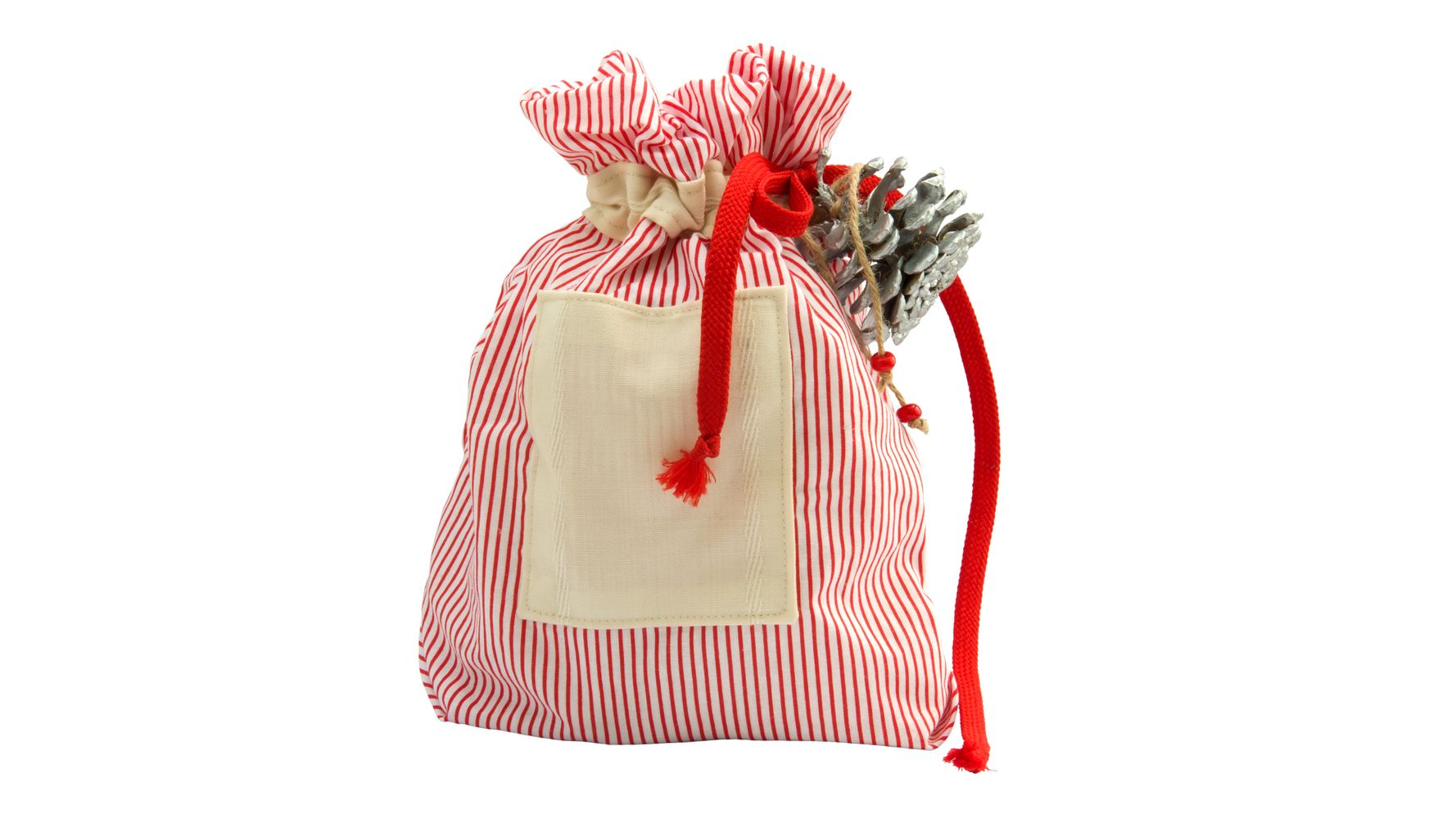 Fabric Bags Are A Good Way To Go Green During The Holidays
